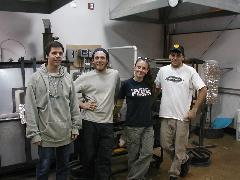 Glassblower.Info BCCC Glassblowing Class Photo 24-Apr-02 133 - Glassblower photo by Tony Patti