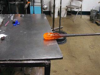 Glassblowing with Fused Cane 31