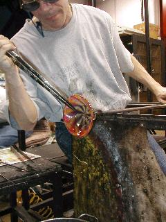 Glassblowing with Fused Cane 55