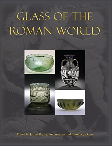 Glassblower.Info Amazon book Glass of the Roman World by Justine Bayley (Editor), Ian Freestone (Editor), Caroline Jackson (Editor) ISBN 1782977742