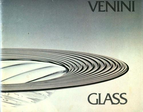 Glassblower.Info Amazon book Venini international exhibition catalogue for the Smithsonian institution 1981 by  ISBN 0865280126