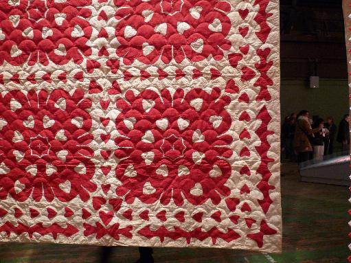 American Folk Art Museum Quilt Show - March 2011 - Photos by Paula Patti