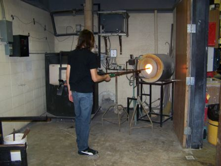 www.Glassblower.info image for Emporia Senior High School
