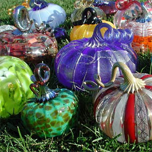 Glassblower.info: Glass Pumpkins