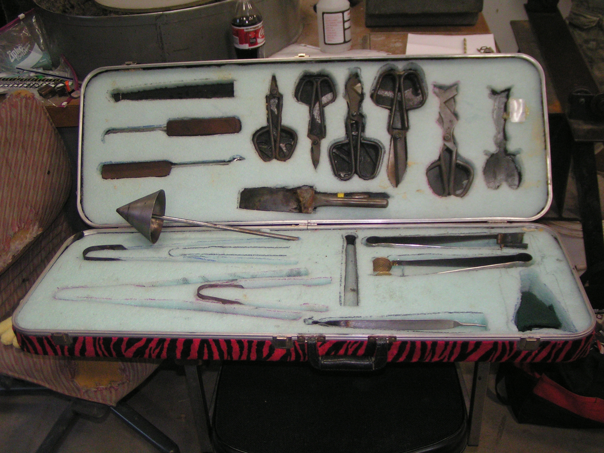 Glassblower.info Skitch's Glassblowing Toolbox