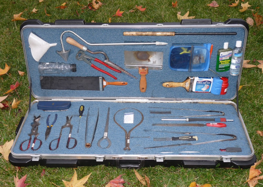 Tony Patti Glassblower.info Glassblowing Toolbox November 13 2011