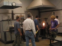 Glassblower.Info - BCCC Glassblowing Group Project