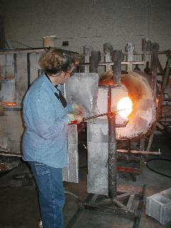 Glassblower.Info Glassblowing Gloryhole