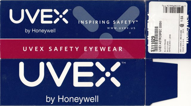 Glassblower.info - Uvex by Honeywell - glassblowing safety glasses