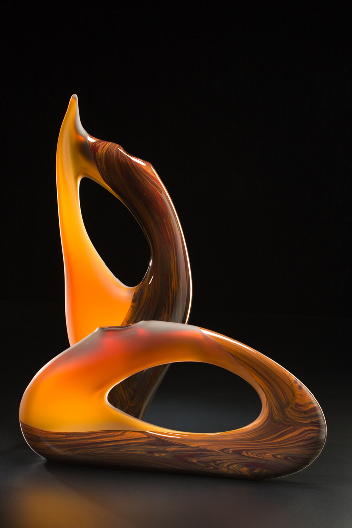 www.Glassblower.info image for Bernard Katz Glass