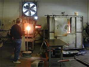 www.Glassblower.info image for Glasslight Studio