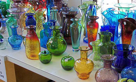 www.Glassblower.info image for Blenko Glass Company