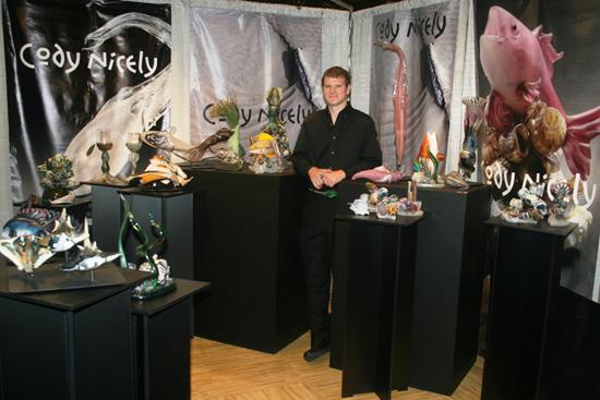 www.Glassblower.info image for Cody Nicely, LLC