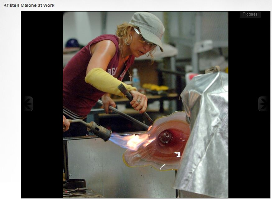 www.Glassblower.info image for Duckbill Studios