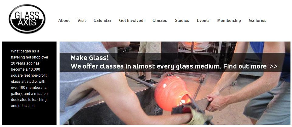 www.Glassblower.info image for Glass Axis
