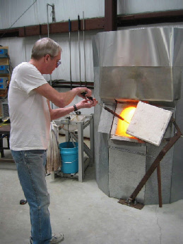 www.Glassblower.info image for Sand n Fire Studio