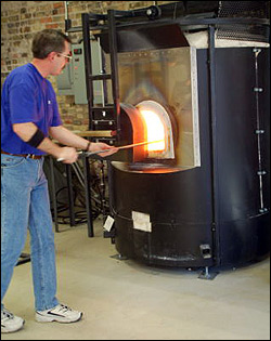 www.Glassblower.info image for Stadelman Glassworks