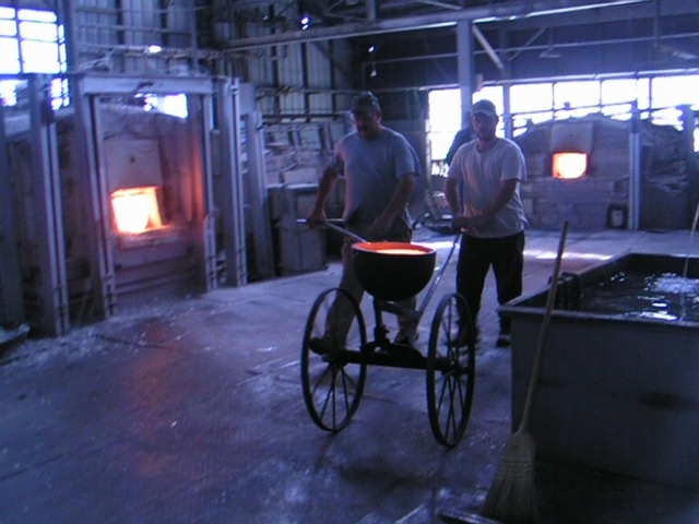 www.Glassblower.info image for Wissmach Glass Company